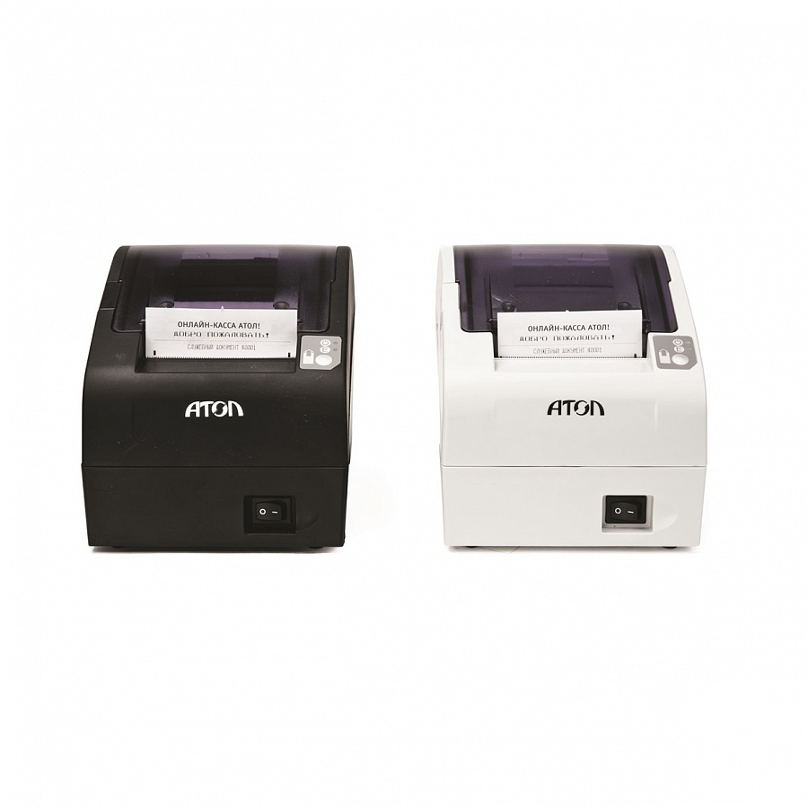 АТОЛ FPrint-22ПТК с ФН 1.1 36мес RS232+USB+Ethernet